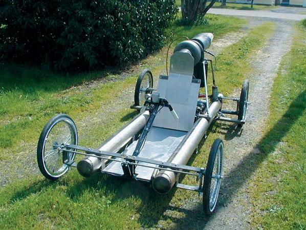 Made On Earth — Go, Jet Kart, Go