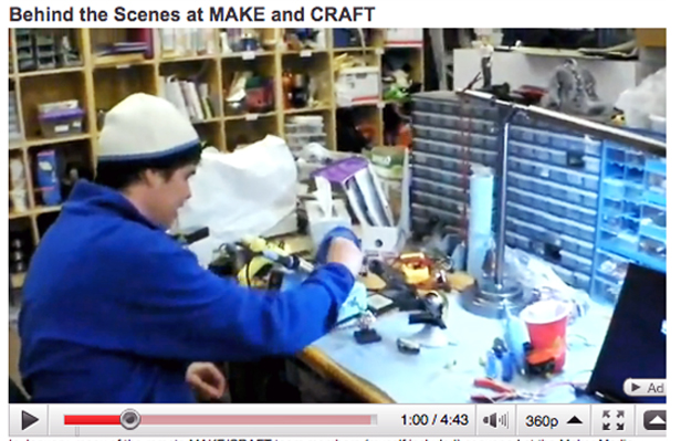 Tales From Make: Online