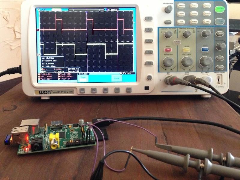 Pi-blaster Improves Software PWM on Raspberry Pi