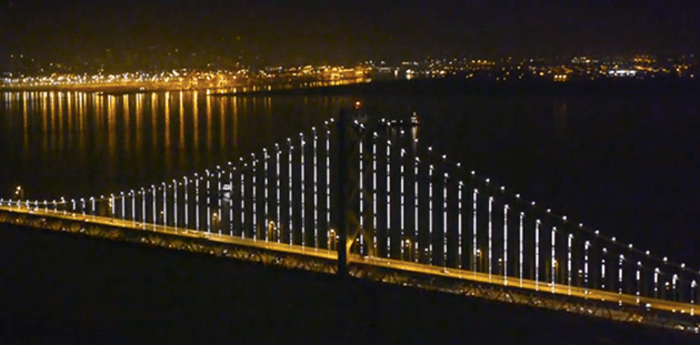 Bay Lights Project Set to Go Live