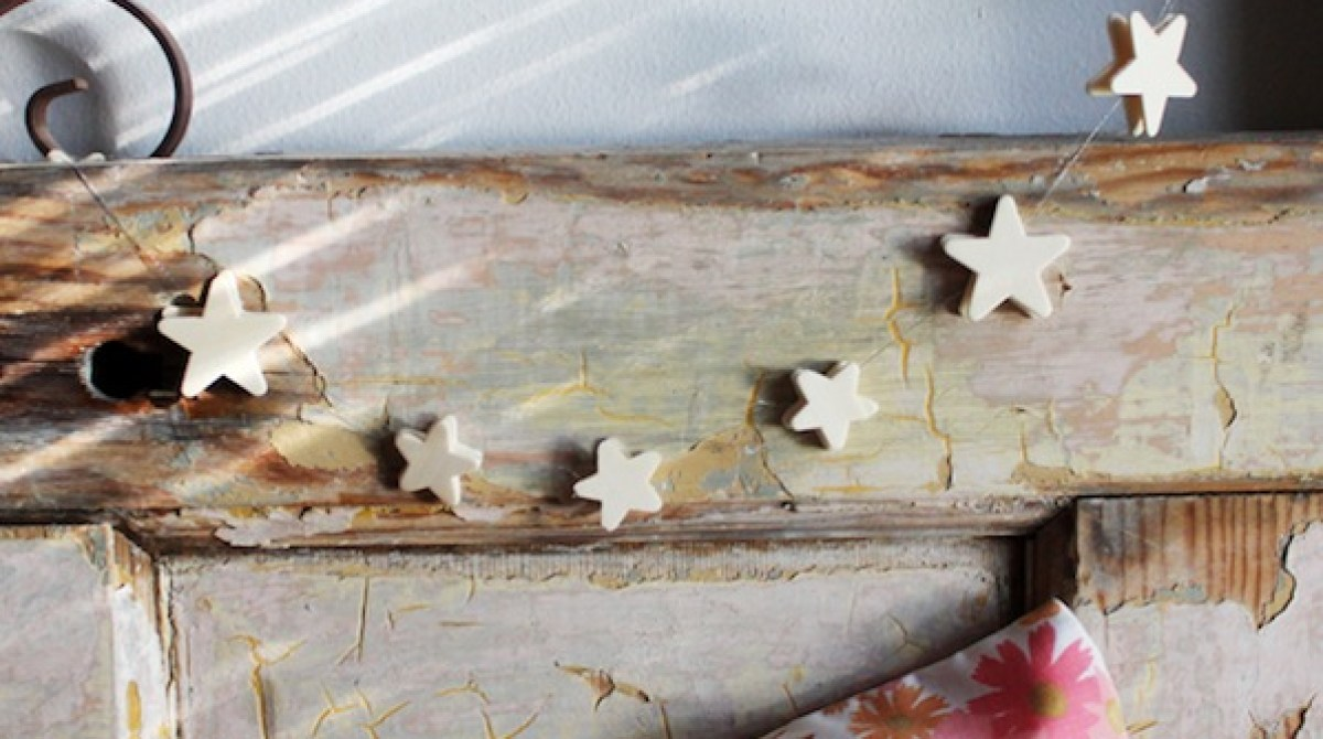 How-To: Falling Stars Garland