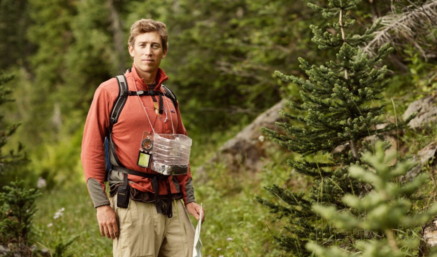 Today on Food Makers: Wild Food Forager Langdon Cook