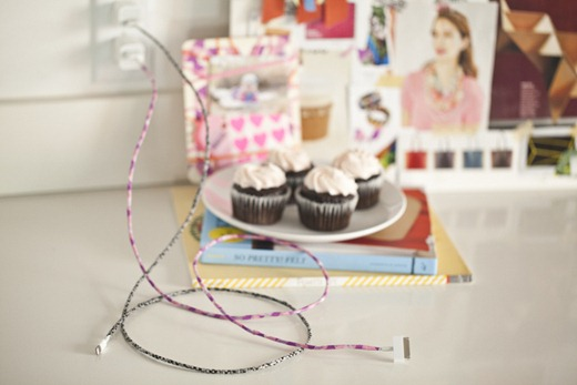 How-To: Wrap Cords with Washi Tape