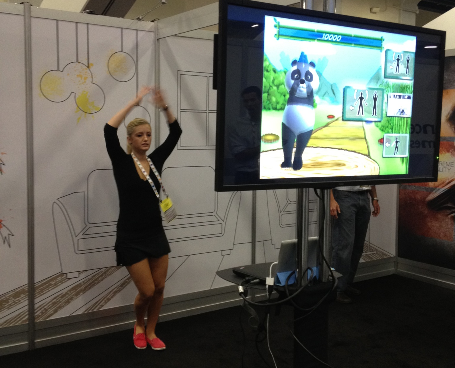 Gesture Tracking without a Kinect