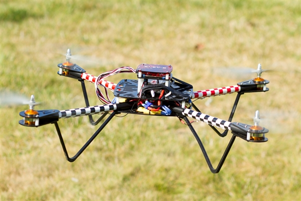 Tips for Flying the ELEV-8 Quadcopter