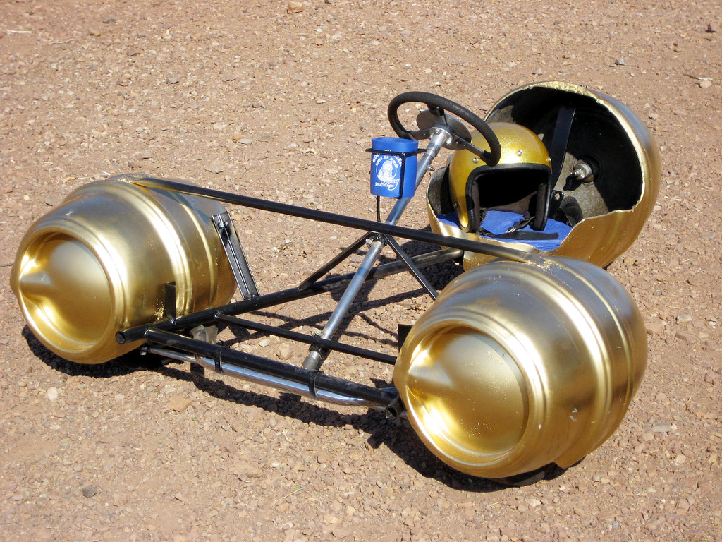 Made On Earth — Illegal Soapbox Derby Races