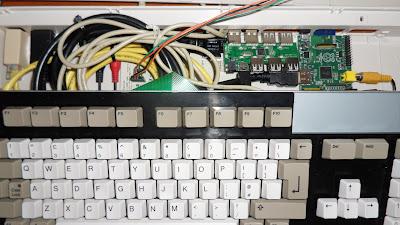 Raspberry Pi Gives Amiga a New Life