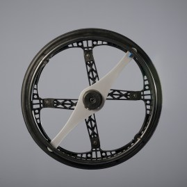 The final design of the wheel