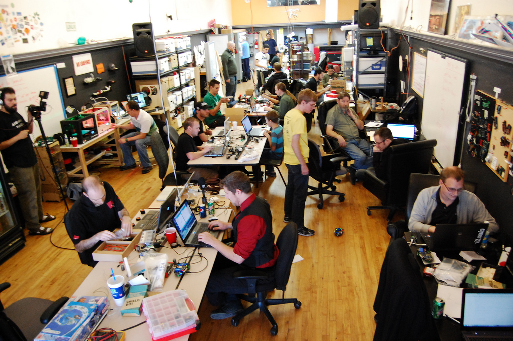 HackPHX's Arduino Hackathon Recapped