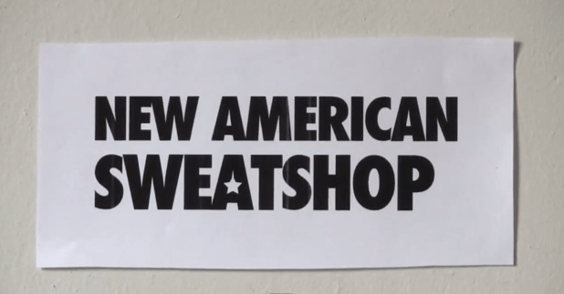 New American Sweatshop