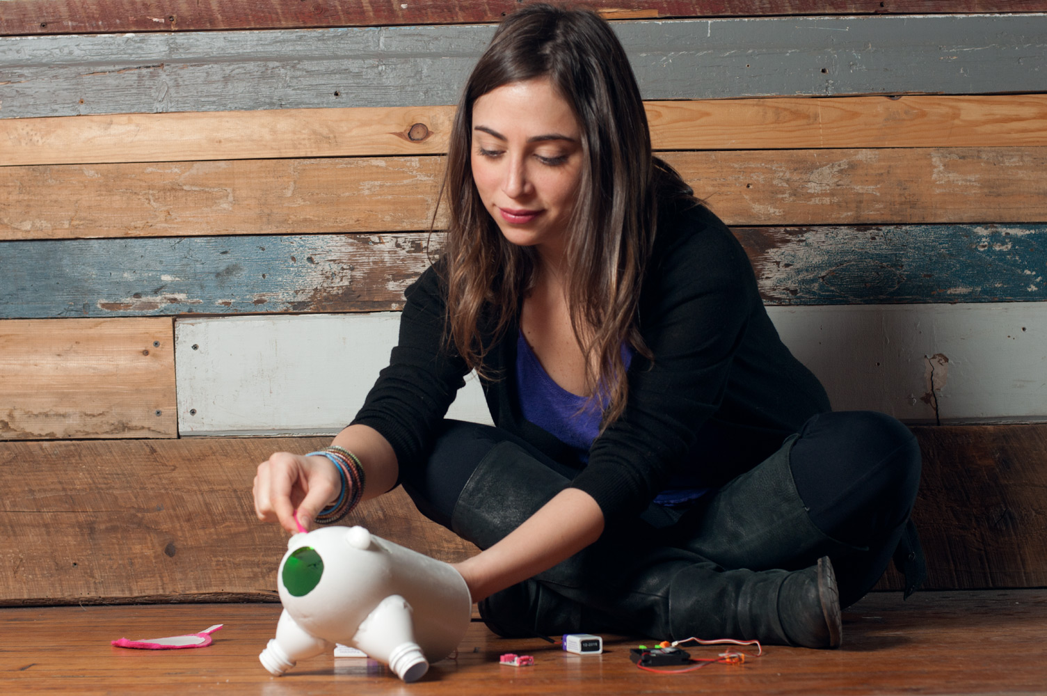 Maker Camp: Next Generation Toys