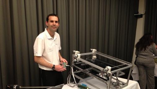 Pitches with Prototypes: FoldiMate Laundry Robot
