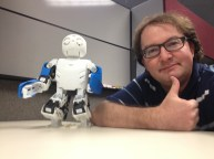 DARwIn-OP is an acronym for Dynamic Anthropomorphic Robot with Intelligence – Open Platform or DARwIn for short.