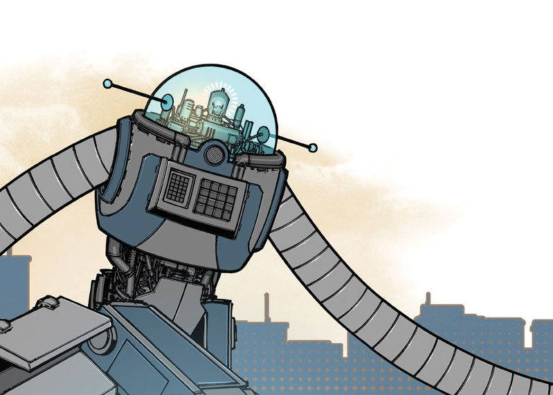 Welcome — Join the Robot Uprising