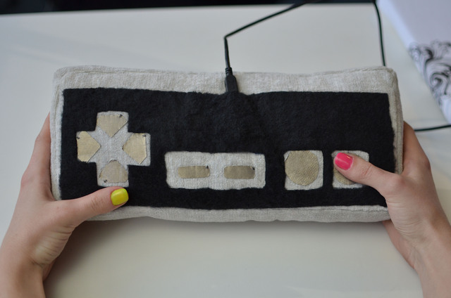 How-To: Plush Game Controller