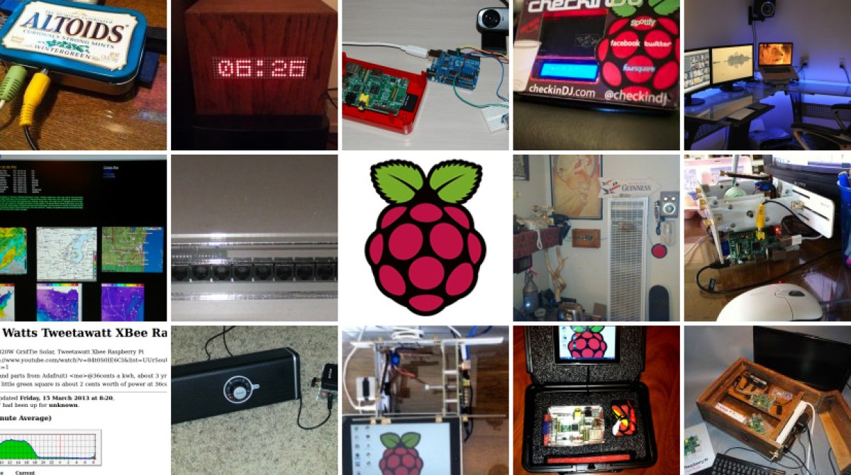 47 Raspberry Pi Projects You Can Build At Home Make Simple Circuit Board For Kids Wall Of Machines Ceeo Makerspace Article Featured Image
