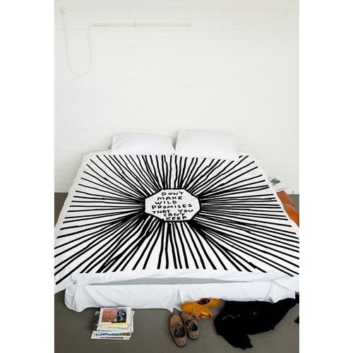 Duvet Covers Designed by David Shrigley