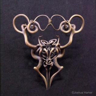 Sublimation Erotique in bronze