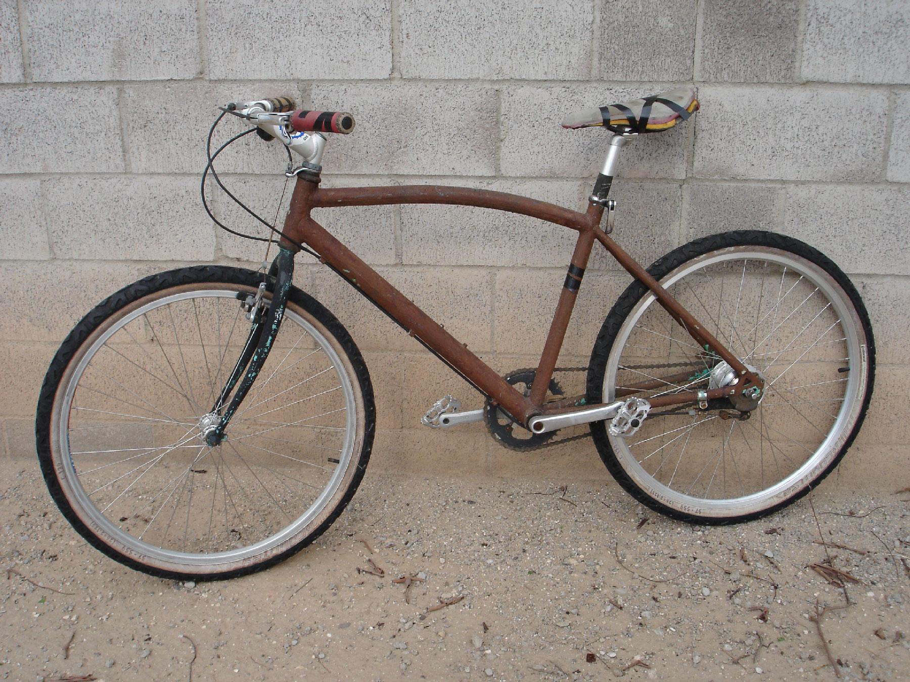 U-G-L-Y Your Bike