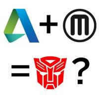 Autodesk + MakerBot = Autobot?
