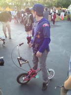Cyclecide Bike Rodeo