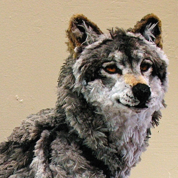 Animal Sculptures from Pipe Cleaners