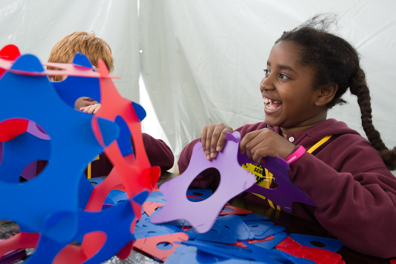 Kid-Friendly Activities at Maker Faire