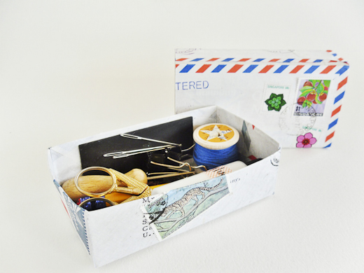 How-To: DIY Travel Crafting Box