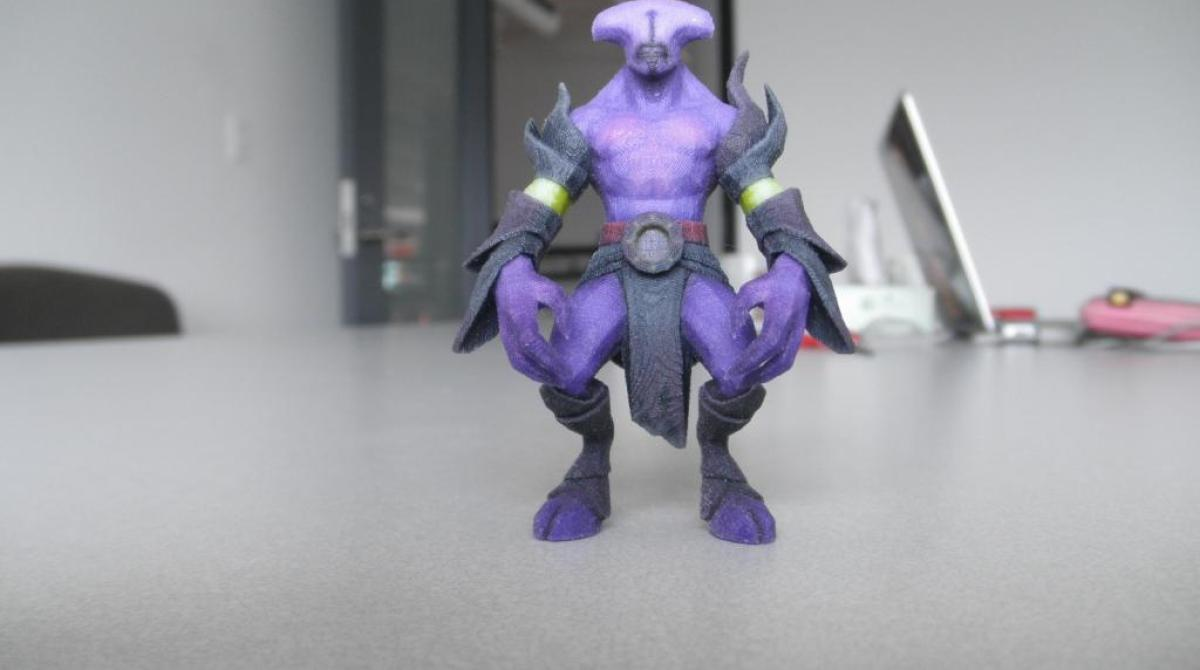 How-To: 3D Print a Video Game Figurine
