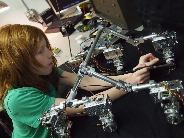 Sparkfun Interviews Beatty Robotics