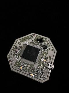 Custom etched PCB for DIY LIDAR