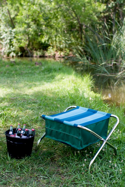 How-To: DIY Camping Chair