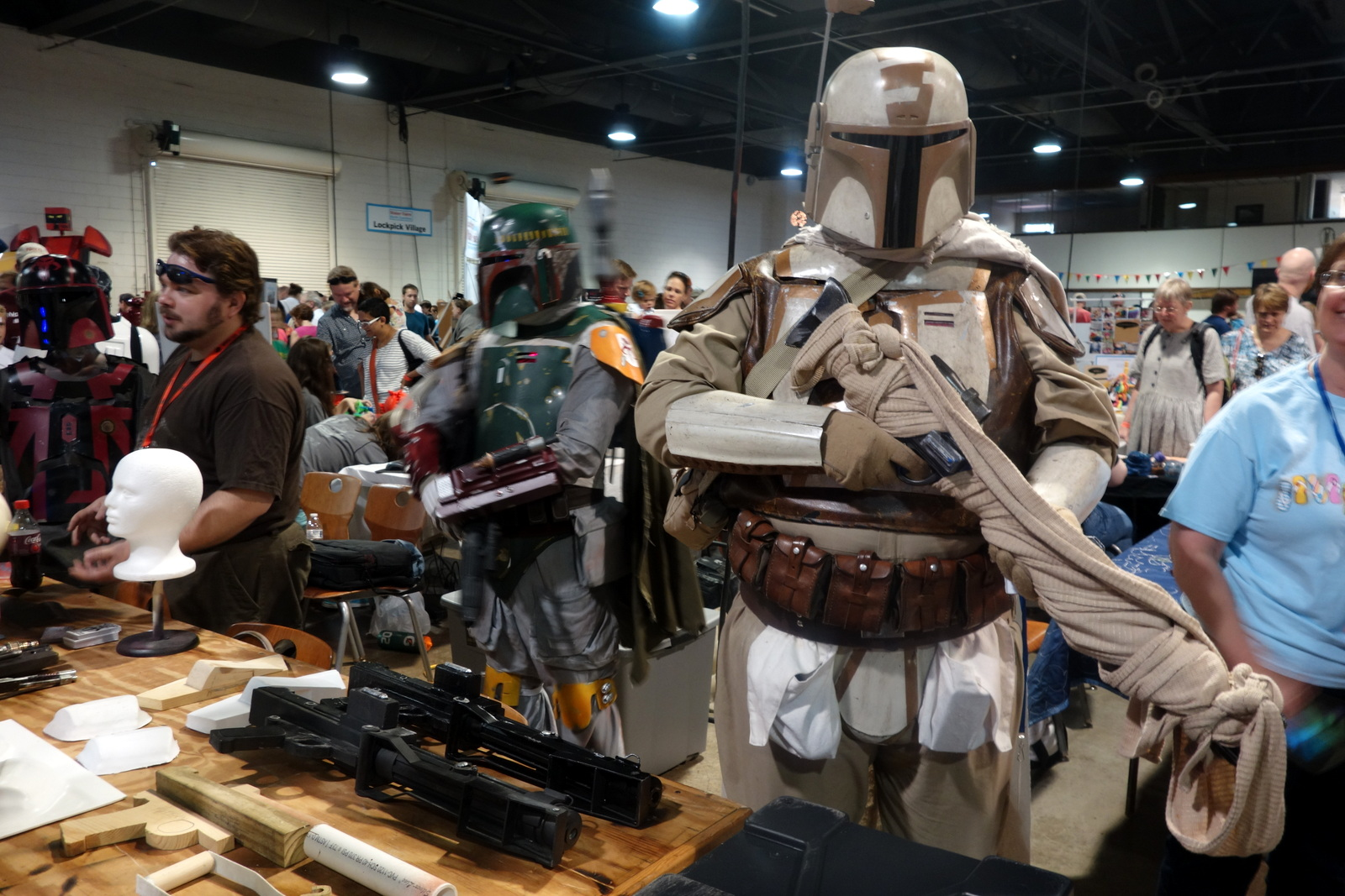 An Incredible Visual Tour of the 4th annual Maker Faire North Carolina
