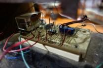 The half bridge circuit.