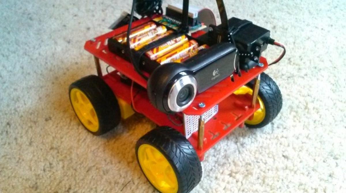 The Raspberry Rover
