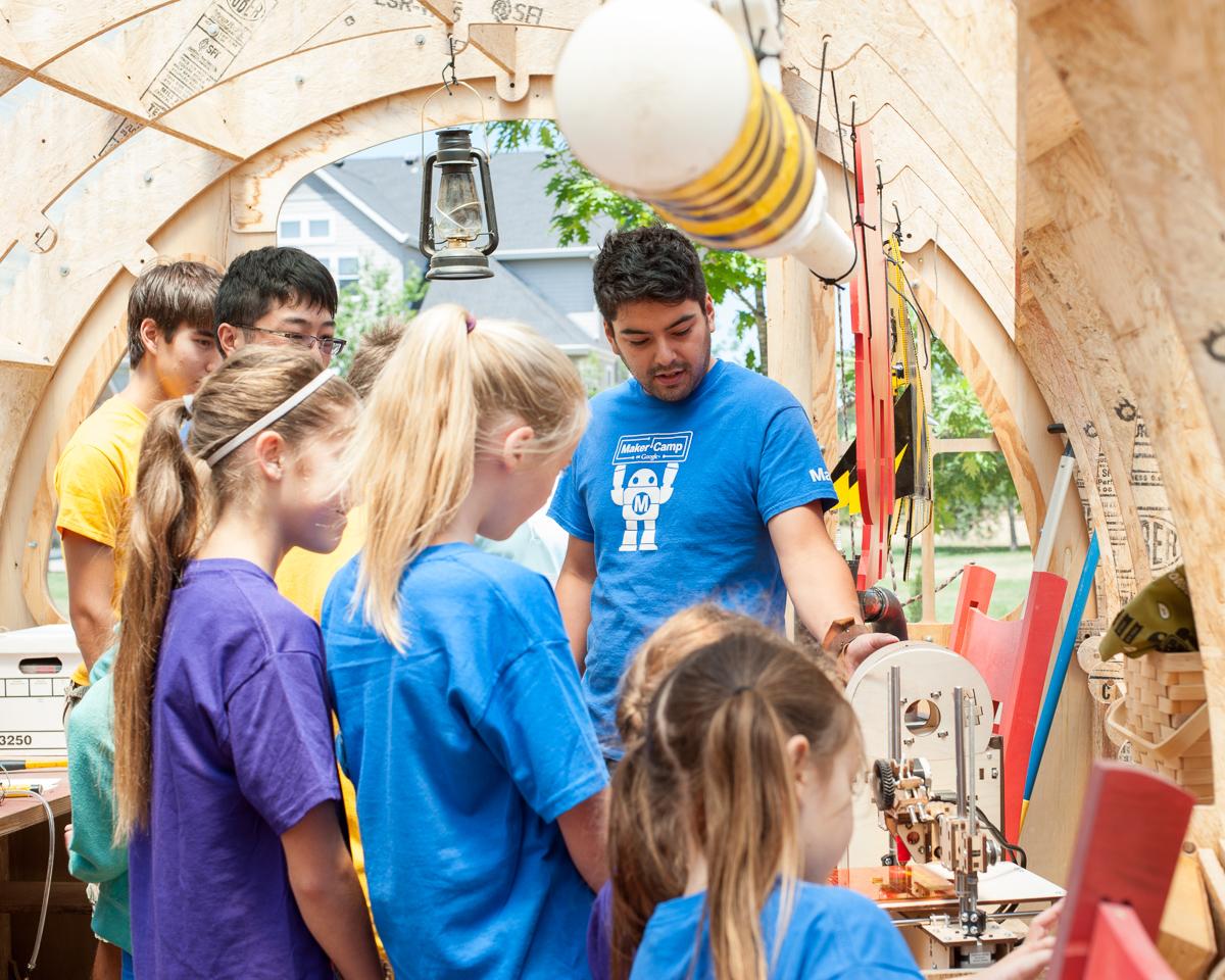 Maker Camp Announces new Affiliate Program
