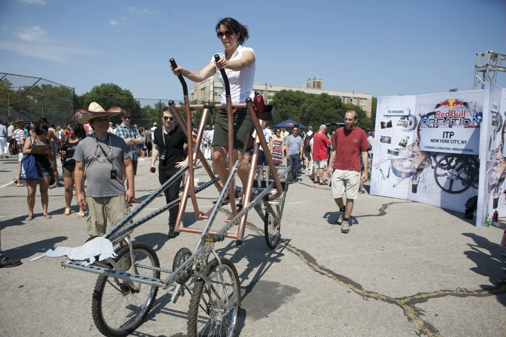 Check Out the Competitive Making at Red Bull Creation