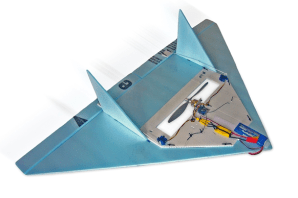 Brooklyn Aerodrome Flying Wing Kit. $299.Join your dad in a fun, quick build to complete Flying Wing kit by Brooklyn Aerodrome. The flexible body is extremely crash-resistant, so it's perfect for first-time flyers!--Eric Weinhoffer.