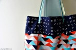 How-To: Waterfront Park Pleated Tote
