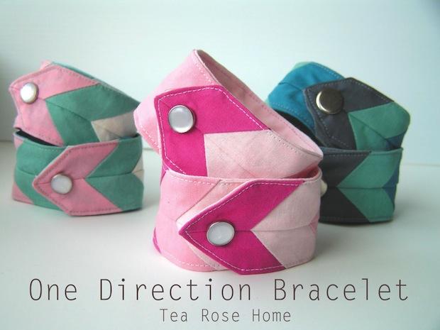 How-To: Fabric Cuff Bracelet