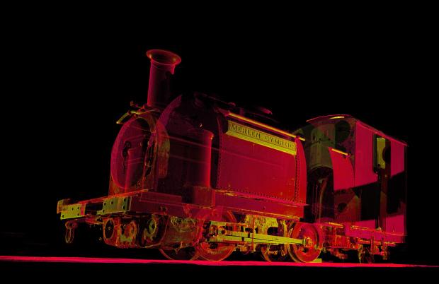 Chris Thorpe: 3D Printing the Industrial Revolution