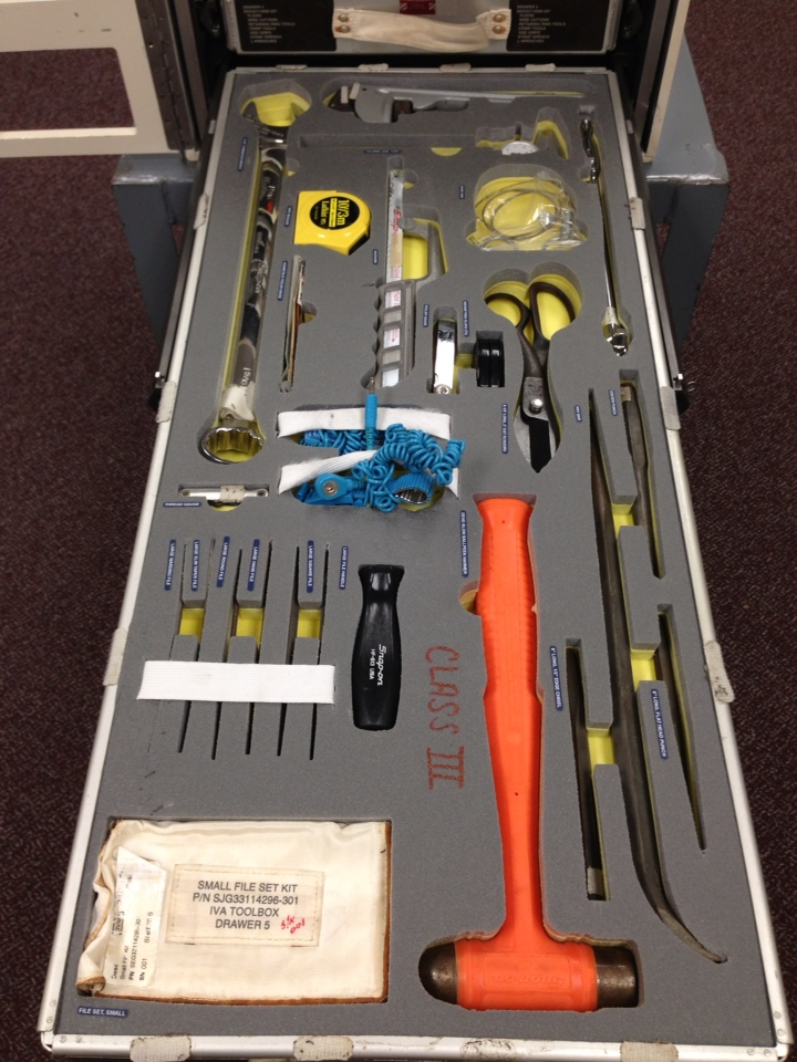 Space Station Toolbox