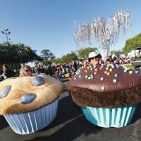 Cupcake Cars Maker Faire