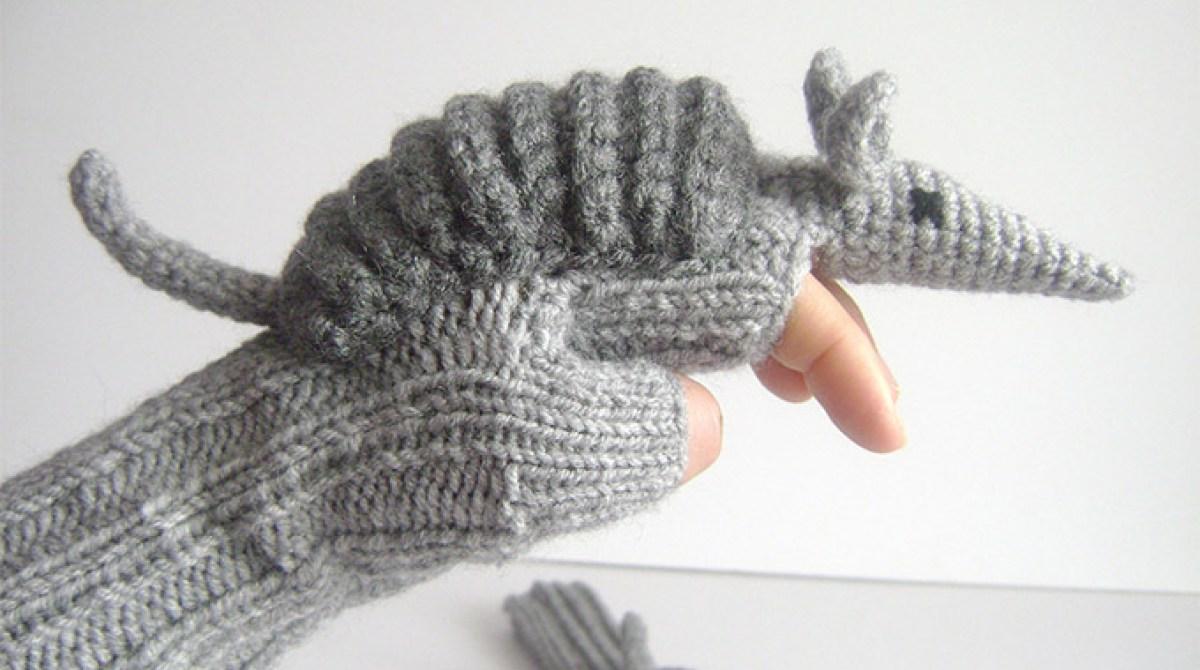 Armadillo Gloves