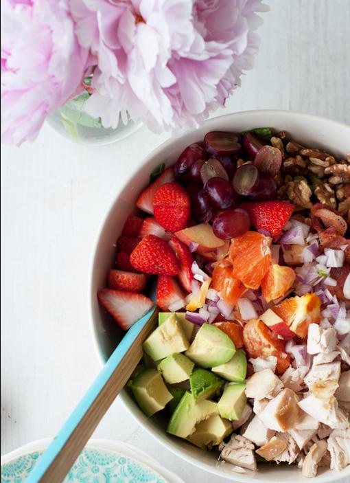 Easiest Chopped Salad Recipe