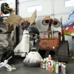 How to Make a Foam Wall-E