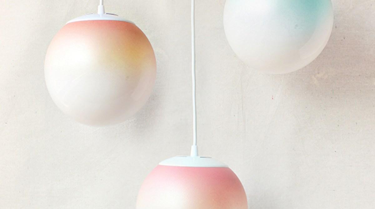 Ombre Pendant Lamp