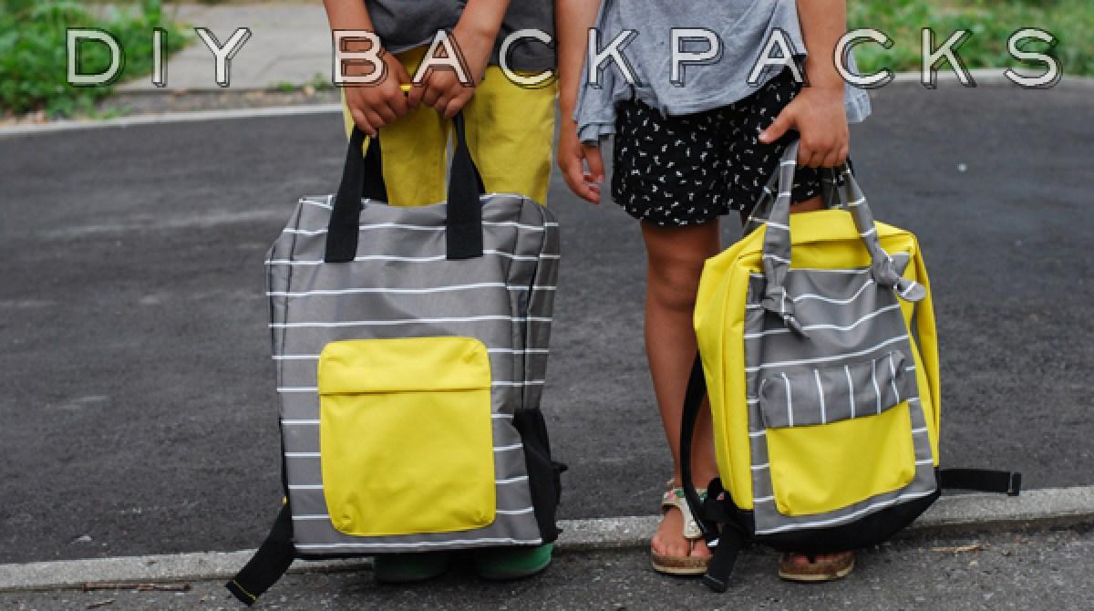 How-To: DIY Rectangular Backpack
