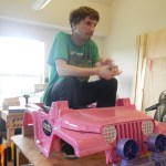 From Barbie To Badass The Make Lab Rats Transform A Power Wheels Jeep Make
