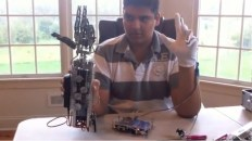 Robotic Hand/Arm Kits with glove
